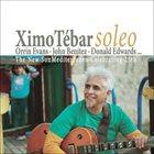 XIMO TÉBAR Soleo album cover
