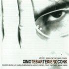 XIMO TÉBAR Te Kiero con K album cover