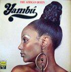YAMBU The African Queen album cover