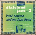 YANK LAWSON Dixieland Jazz Vol. 2 album cover