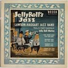 YANK LAWSON Lawson-Haggart Jazz Band ‎: JellyRoll's Jazz album cover