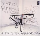 YARON HERMAN A Time for Everything album cover