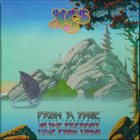 YES From A Page / In The Present (Live From Lyon) album cover