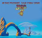 YES In The Present - Live From Lyon album cover