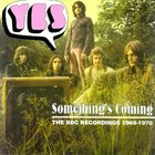 YES Something's Coming: The BBC Recordings 1969-1970 album cover