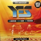 YES Yes featuring Jon Anderson, Trevor Rabin, Rick Wakeman : Live at the Apollo album cover