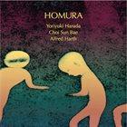 YORIYUKI HARADA Harada, Yoriyuki / Choi Sun Bae / Harth, Alfred : Homura album cover