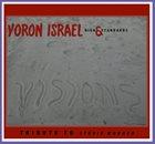 YORON ISRAEL Yoron Israel & High Standards Visions : Tribute to Stevie Wonder album cover