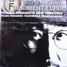 YOSUKE YAMASHITA Yosuke Yamashita New York Trio : Fragments 1999 album cover