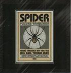 YOSUKE YAMASHITA Yosuke Yamashita New York Trio : Spider album cover