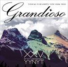 YOSUKE YAMASHITA Yosuke Yamashita New York Trio : Grandioso album cover