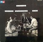 YOSUKE YAMASHITA Yosuke Yamashita Trio : Chiasma album cover
