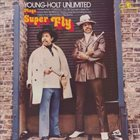 YOUNG-HOLT UNLIMITED Plays Super Fly album cover