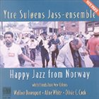 YTRE SULØENS JASS-ENSEMBLE Happy Jazz from Norway album cover