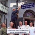 YTRE SULØENS JASS-ENSEMBLE Memories of New Orleans album cover