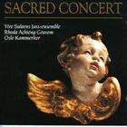 YTRE SULØENS JASS-ENSEMBLE Ytre Suløens Jass-Ensemble, Rhoda Achieng Gravem, Oslo Kammerkor : Sacred Concert album cover