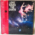 YUJI OHNO You & Explosion Band : Love Saves The Earth album cover
