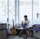 YUJI TORIYAMA 3x5 album cover