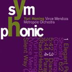 YURI HONING Symphonic (with Metropole Orchestra / Mendoza, Vince) album cover
