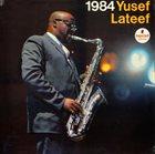 YUSEF LATEEF 1984 album cover
