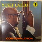 YUSEF LATEEF Contemplation album cover