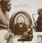 YUSEF LATEEF Part of the Search album cover