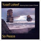 YUSEF LATEEF So Peace album cover