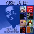 YUSEF LATEEF The Complete Recordings 1957-1959 album cover