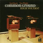 ZACH BROCK Common Ground: High Voltage album cover