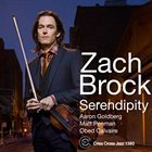 ZACH BROCK Serendipity album cover