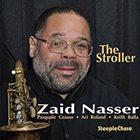 ZAID NASSER The Stroller album cover