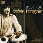 ZAKIR HUSSAIN Best of Zakir Hussain album cover