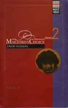 ZAKIR HUSSAIN Maestro's Choice Series 2 album cover