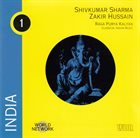 ZAKIR HUSSAIN Shivkumar Sharma, Zakir Hussain : India - Raga Purya Kalyan album cover