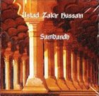 ZAKIR HUSSAIN Sambahnd album cover