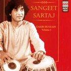 ZAKIR HUSSAIN Sangeet Sartaj, Volume 1 album cover