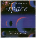 ZAKIR HUSSAIN The Elements - Space album cover