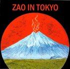 ZAO In Tokyo album cover