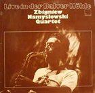 ZBIGNIEW NAMYSŁOWSKI Live in der Balver Höhle album cover