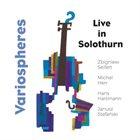 ZBIGNIEW SEIFERT Variospheres : Live In Solothurn album cover