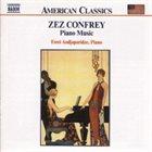 ZEZ CONFREY Piano Music album cover