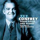 ZEZ CONFREY Piano Rolls and Scores album cover