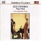 ZEZ CONFREY Zez Confrey - Piano Music (Eteri Andjaparidze, piano) album cover