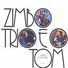 ZIMBO TRIO Zimbo Trio E O Tom (Tributo A Tom Jobim Vol. 01) album cover