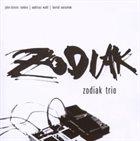 ZODIAK TRIO Zodiak album cover