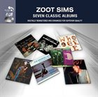 ZOOT SIMS 7 Classic Albums album cover