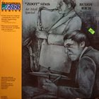 ZOOT SIMS Air Mail Special album cover