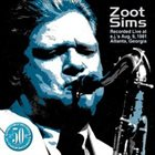 ZOOT SIMS At E.J.'s - Atlanta, GA album cover