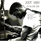 ZOOT SIMS At The Half Note (aka Live at The Half Note Again!) album cover