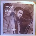 ZOOT SIMS Brother in Swing album cover
